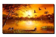 O pantanal é lindo