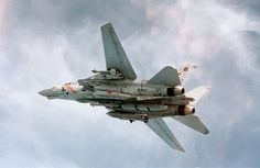 Fighter F-14 tomcat