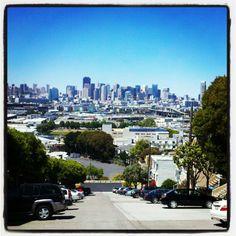 City of San Francisco in California