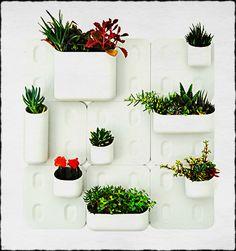 Impressive Urbio Wall Garden #6 Indoor Herb Garden Design Idea