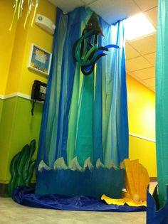 Ozzy's preschool park decorations #GroupVBS Weird Animals