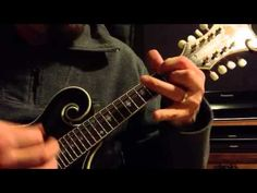 Steve Earle - Copperhead Road Mandolin Lesson
