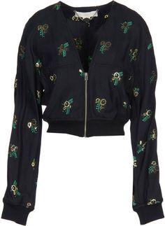 a51b65586a6 Stella McCartney Jackets Metallic Jacket