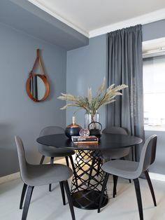 Un appartement norvégien en gris bleu   PLANETE DECO a homes world