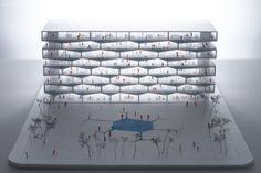 画廊 六边形的理由:BIG蜂巢项目背后的创新工程 - 11