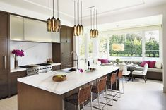 Image result for unique kitchen lighting