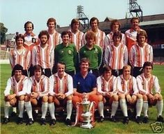 FA Cup winners 1975 - Southampton FC School Football, Football Team, Southampton Fc, Bristol Rovers, Image Foot, Match Of The Day, English Premier League, Soccer World, Football Pictures