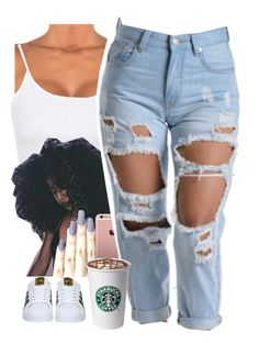 """Haven't posted in like a year so here ya goo "" by beautiful-sinnerr ❤ liked on Polyvore featuring Topshop, adidas, misfit, DOPE and trill"
