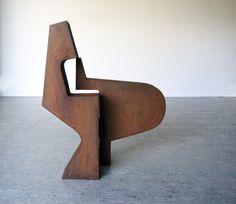 mpcem -sculpture abstraite -opacite existentielle -D
