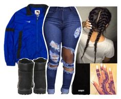 """""""getting chilly❄️"""" by aribearie ❤ liked on Polyvore featuring Givenchy and Timberland"""