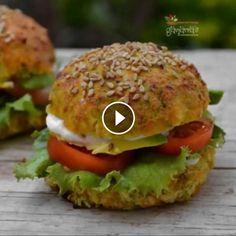 Pan de Hamburguesa, bajo en colorías y sin gluten