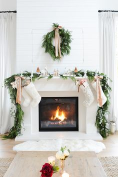 Can you BELIEVE IT? 'Tis the season to think about all the holiday decor! What I love about Christmas decor, and thinking about it in November, is that a lot of the wreaths and garlands can be used to set your Thanksgiving table as well! We've rounded up some inspiration and holiday decor items we love this season so far. We'll be sharing more as it gets closer as well. I love the idea of putting a simple tree in a basket, so I just ordered this FABULOUS wicker tree skirt for my tree this…