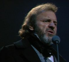 Les Mis. - Colm Wilkinson as Jean Valjean