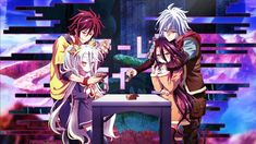 """No Game No Life Season release date: No Game No Life: Zero movie adapts light novels/manga, but will Shiro and Sora return for a NGNL anime sequel? Chibi, Nogame No Life, Manga Anime, Anime Art, Otaku, Onii San, Animation, Animes Wallpapers, Anime Couples"