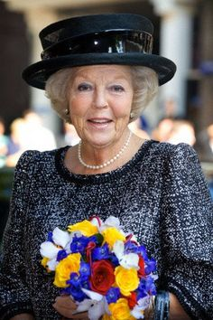 Princess Beatrix, October 3, 2014 | Royal Hats