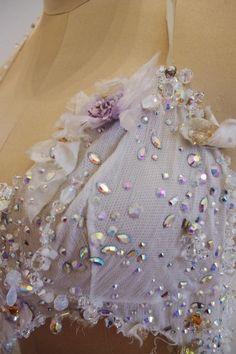 La robe du Premier Parfum Lolita Lempicka « Lolita Lempicka