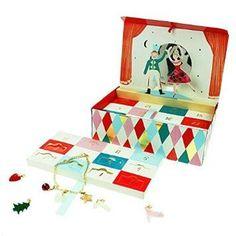 The Nutcracker Charm Bracelet Advent Calendar by Meri Meri Christmas Presents, Xmas, Christmas 2015, Cool Advent Calendars, Family Wishes, Decorative Boxes, Diy, Gift Wrapping, Charmed