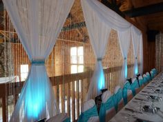 head table backdrop head tables and the large on pinterest beautiful color table uplighting