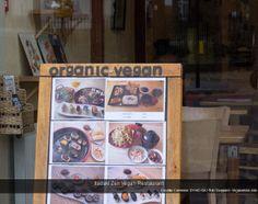 Itadaki Zen Vegan Organic Japanese restaurant in London