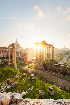 Roman forum, Italy | Flickr - Photo Sharing!