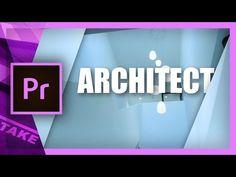 Modern Parallax Animation in Adobe Premiere Pro | Cinecom.net - YouTube