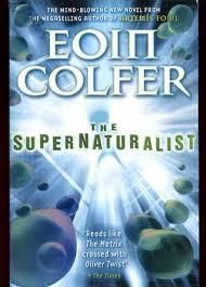 Review: The Supernaturalist by Eoin Colfer