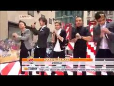 One Direction Today Show 11/13/12 (FULL CONCERT)