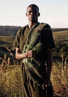 Lukhanyo Mdingi | Fashion Designer