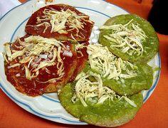 Delicious Chalupas