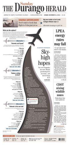 The Durango Herald Sunday, December 21, 2014 |  Published in Durango, CO USA