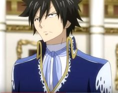 Gray Fullbuster after the Grand Magic games - He did not forget his death... Fairy tail