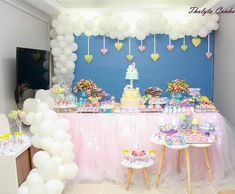 Que linda!! Chuva de Amor por @daniellebarbararodrigues #chuvadeamor #festachuvadeamor #maedemenina #paidemenina #mundorosa #menina #infantil #decoração #mãe #maternidade #bebe #motherhoodunplugged #chadebebe #batizadomenina #infantil #decoração #festainfantil #festademenina #kids #decoracaoinfantil #aniversariodecrianca #festadecrianca