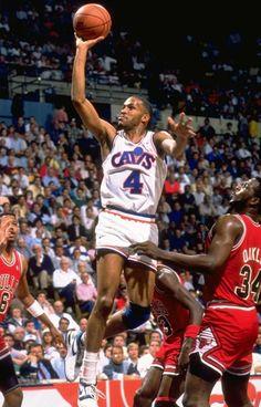 Ron Harper Cleveland Cavaliers