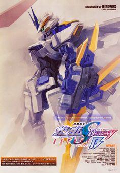 GUNDAM GUY: Gundam Seed Destiny Astray R / B - Mobile Suits Revealed Info [Updated 4/1/14]