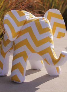 Chevron Elephants