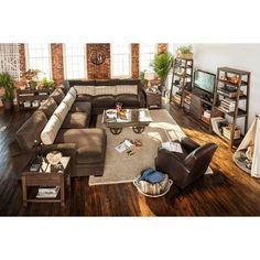 Chandler Upholstery 2 Pc. Sectional - Value City Furniture | A ...