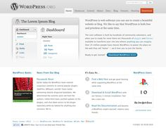 Top 10 content management systems | Webdesigner Depot
