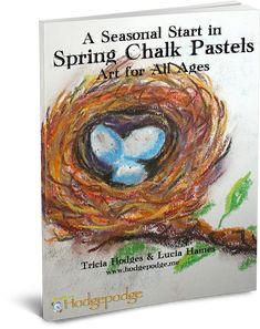 Grow a love of art this spring! Spring Art Tutorials - A Seasonal Start in Spring Chalk Pastels: Art for All Ages now available! Chalk Pastel Art, Chalk Pastels, Oil Pastels, John James Audubon, Art Curriculum, Art Courses, Spring Art, Spring Crafts, Nature Journal