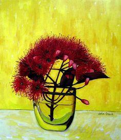 Flowering Gum III, John Brack 1958.