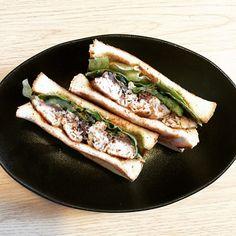 Cook Pad, Sandwiches, Menu, Asian, Cooking, Ethnic Recipes, Foodies, Beauty, Menu Board Design