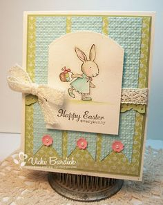 Everybunny stamp set - by Vicki Burdick, It's A Stamp Thing