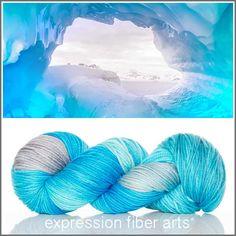 Expression Fiber Arts, Inc. - TINGLE SUPERWASH DEWY DK, $23.00 (http://www.expressionfiberarts.com/products/tingle-superwash-dewy-dk.html)