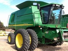 Taylor Implement - John Deere 9760