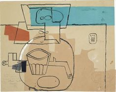 Le Corbusier - Nature morte 1959 New Things to be observed during the great things