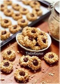 Peanut Choco Thumbprint Cookies kesukaanku+step by step ^__^