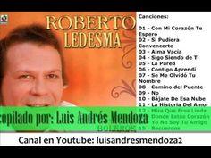 Roberto Ledesma - Sus Mejores Boleros (Recopilación)