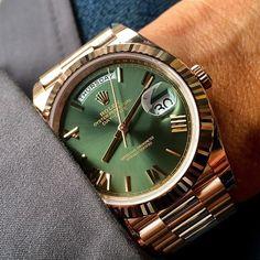 sports watches under 2000 Rolex Watches For Men, Mens Sport Watches, Best Watches For Men, Luxury Watches, Cool Watches, Men's Watches, Buy Rolex, Watches Photography, Rolex Day Date