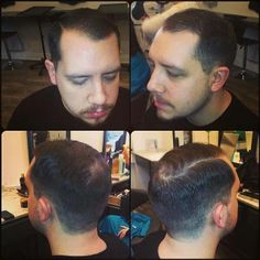 hard part fade men's cuts baton rouge, la men's cuts mandeville, la