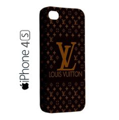Louis Vuitton Textual iPhone 4 4s Hardshell Case Cover - PDA Accessories