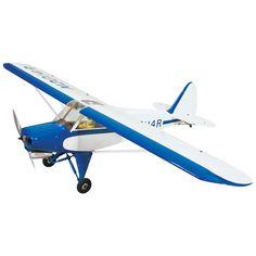 "Phoenix Model Super Cub PA-18 GP/EP ARF 90.5"""